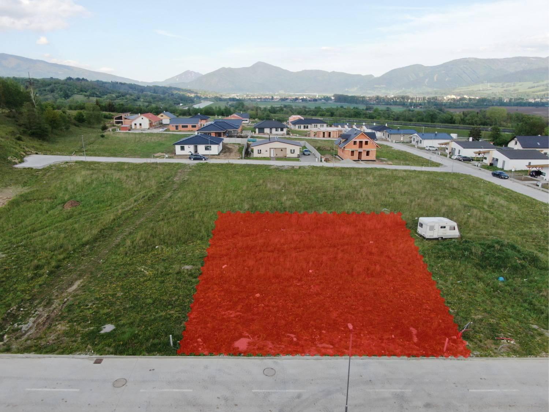 Pozemok so stavebným povolením na predaj - Sučany, Slnečné Hrabiny