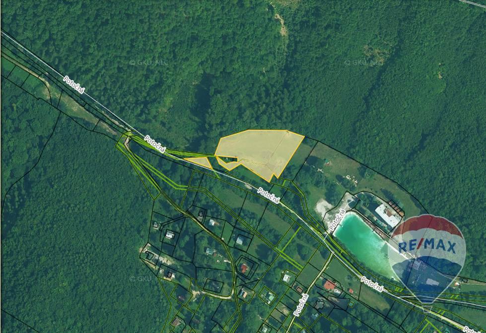 Predaj pozemku 4437 m2, Trenčín - Opatova rozsireny