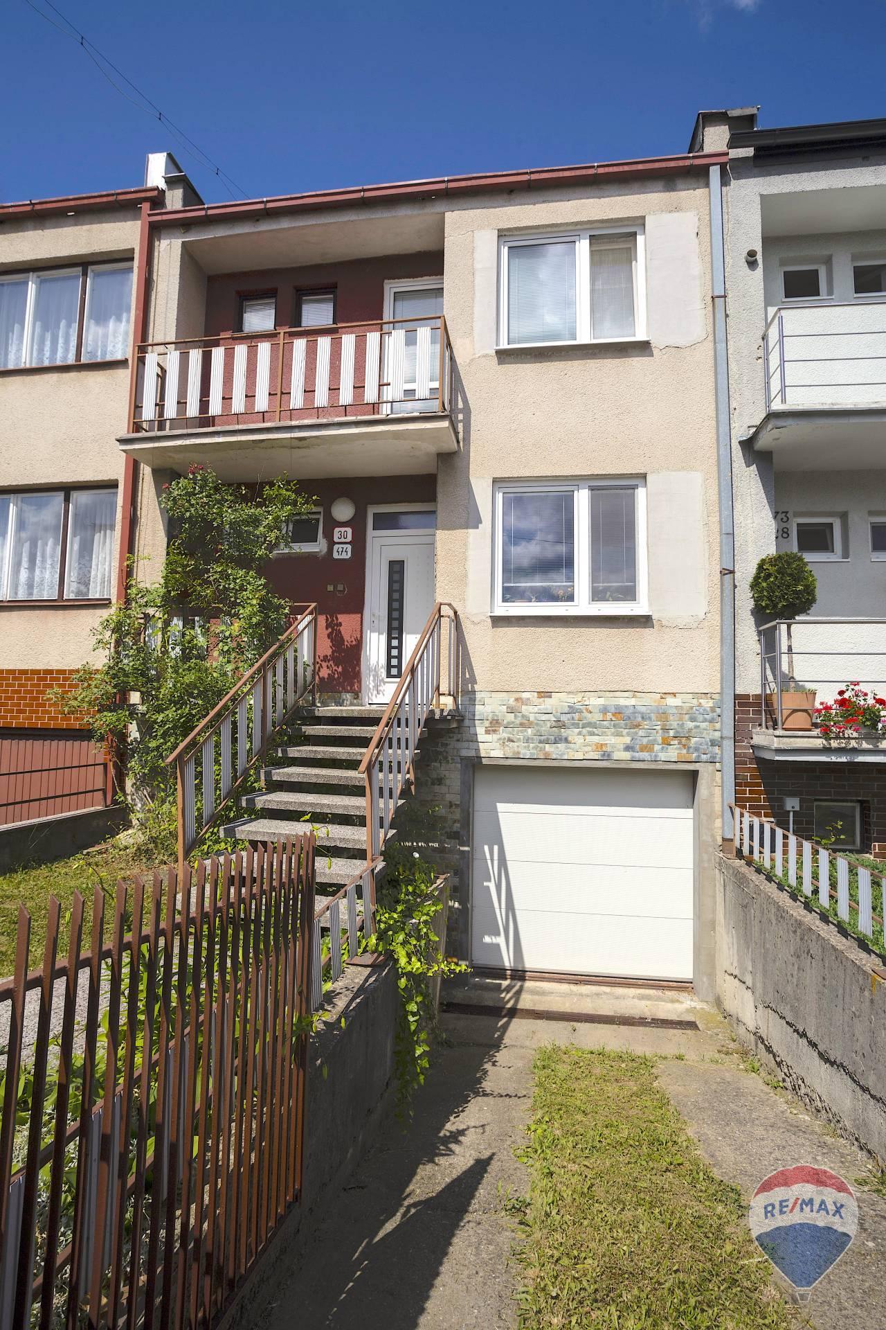 RE/MAX ponúka na predaj rodinný dom s pozemkom 275m2, Nová Dubnica