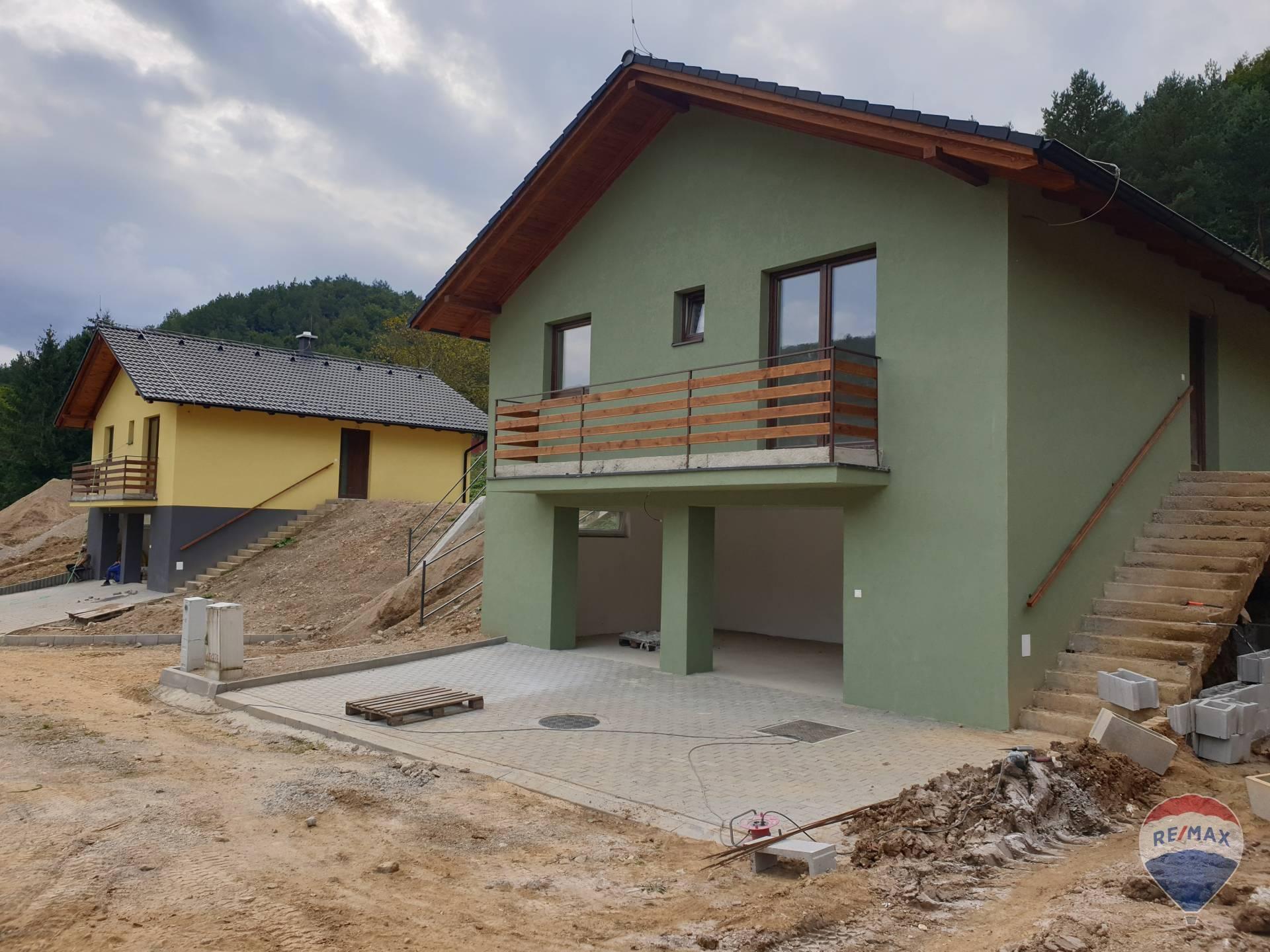 Rodinné domy Trenčianske Teplice