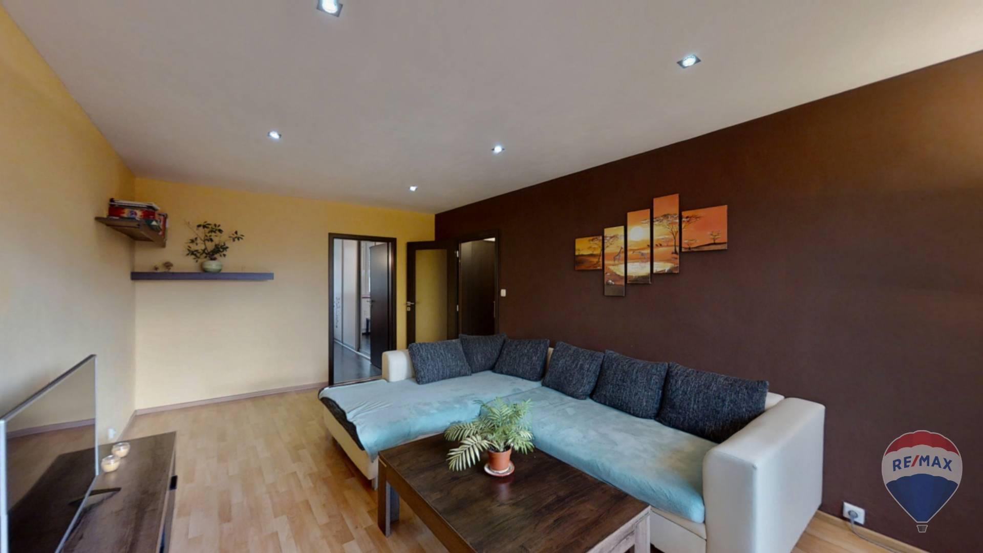 Predaj 3- izbový byt 73m2, Halalovka