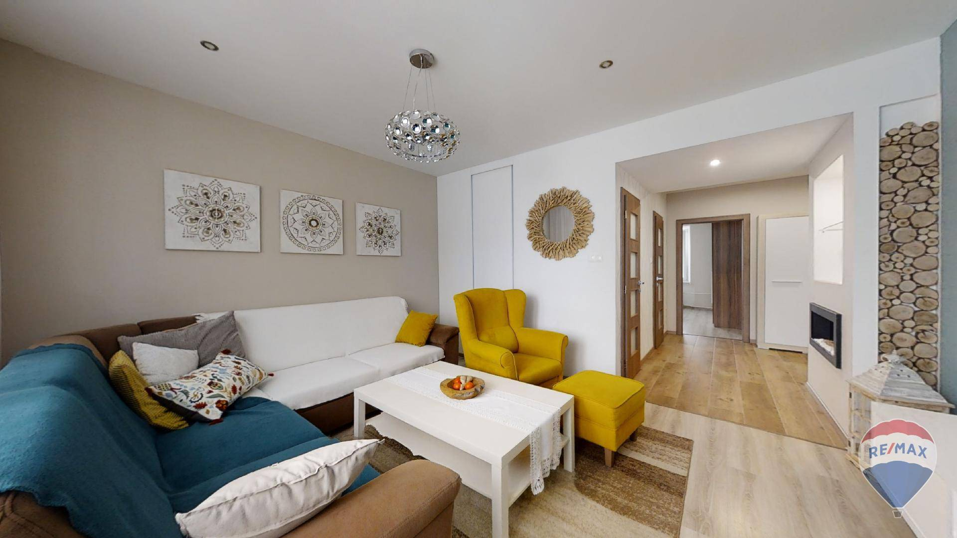 Na predaj 3 izbový byt, Zlatovce, Piešťanska ulica