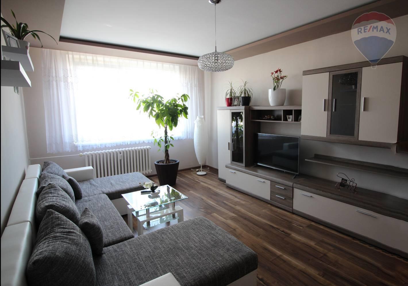 Na prenájom 3-izbový byt v Galante