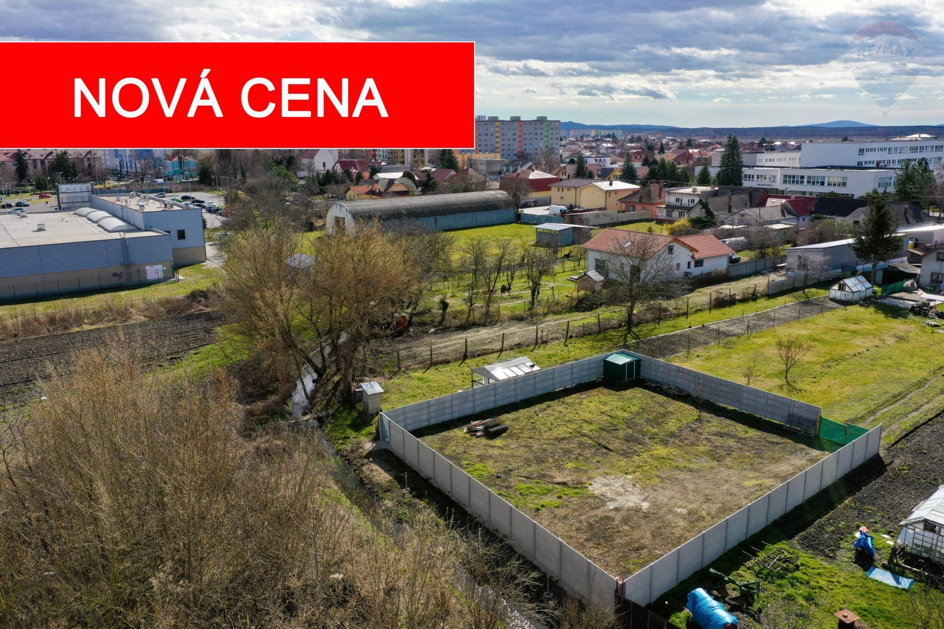 Predaj pozemku 600 m2, Malacky -