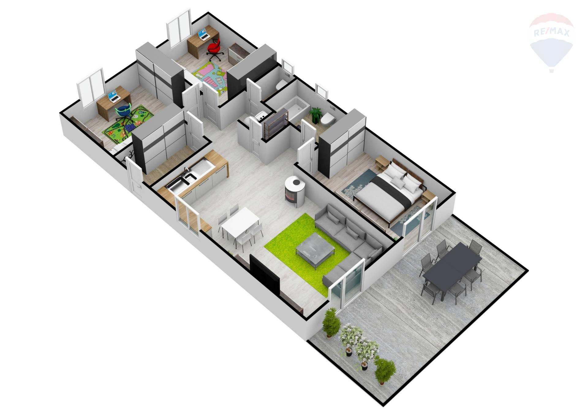 Predaj domu 112 m2, Plavecký Mikuláš -