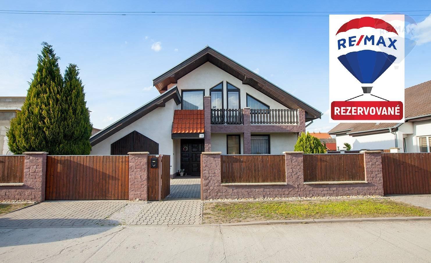 Predaj rodinný dom - Brodské