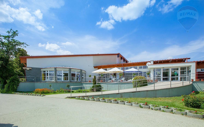 Na Predaj SPA  - Horné Saliby ,Relaxačno-rehabilitačné centrum s termálnym vrtom