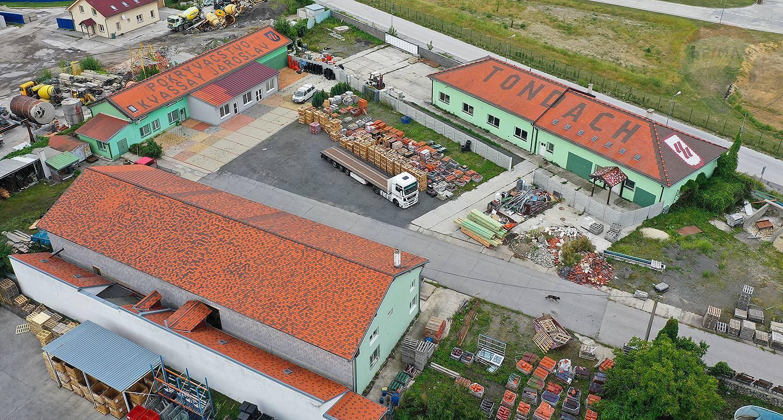 Na predaj priemyselný areál v Malackách