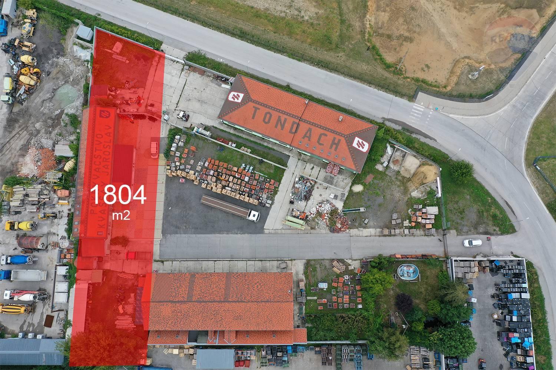 Na predaj priemyselná budova 386 m2  v Malackách