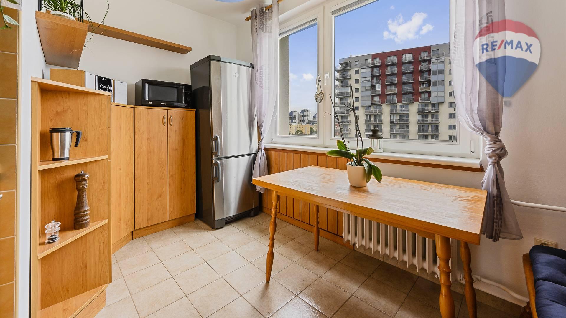 REZERVOVANE: NA PREDAJ 2 izbový byt v tichej lokalite Ružinova