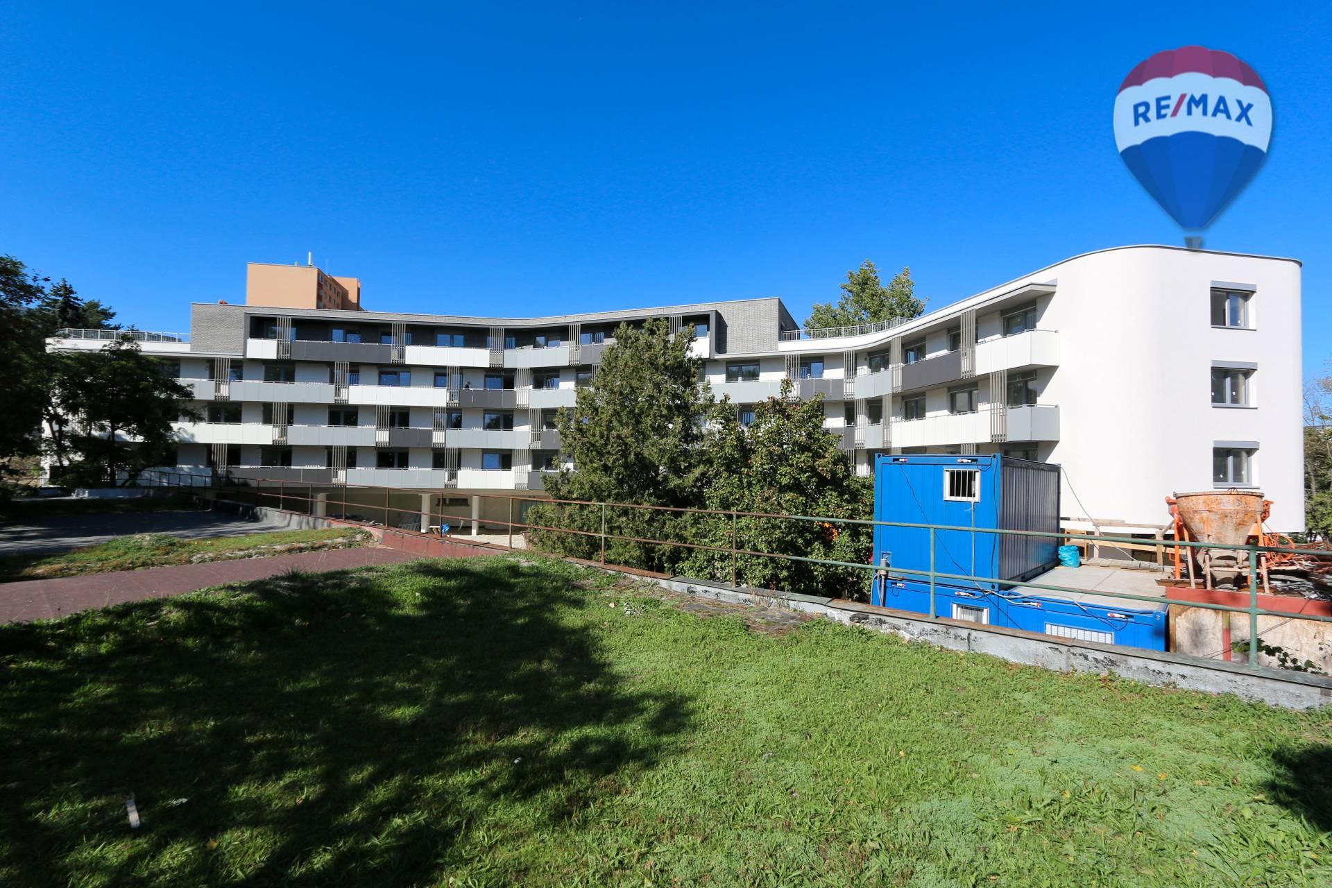 REZERVOVANÉ: Novostavba Karlove 1-izbový byt