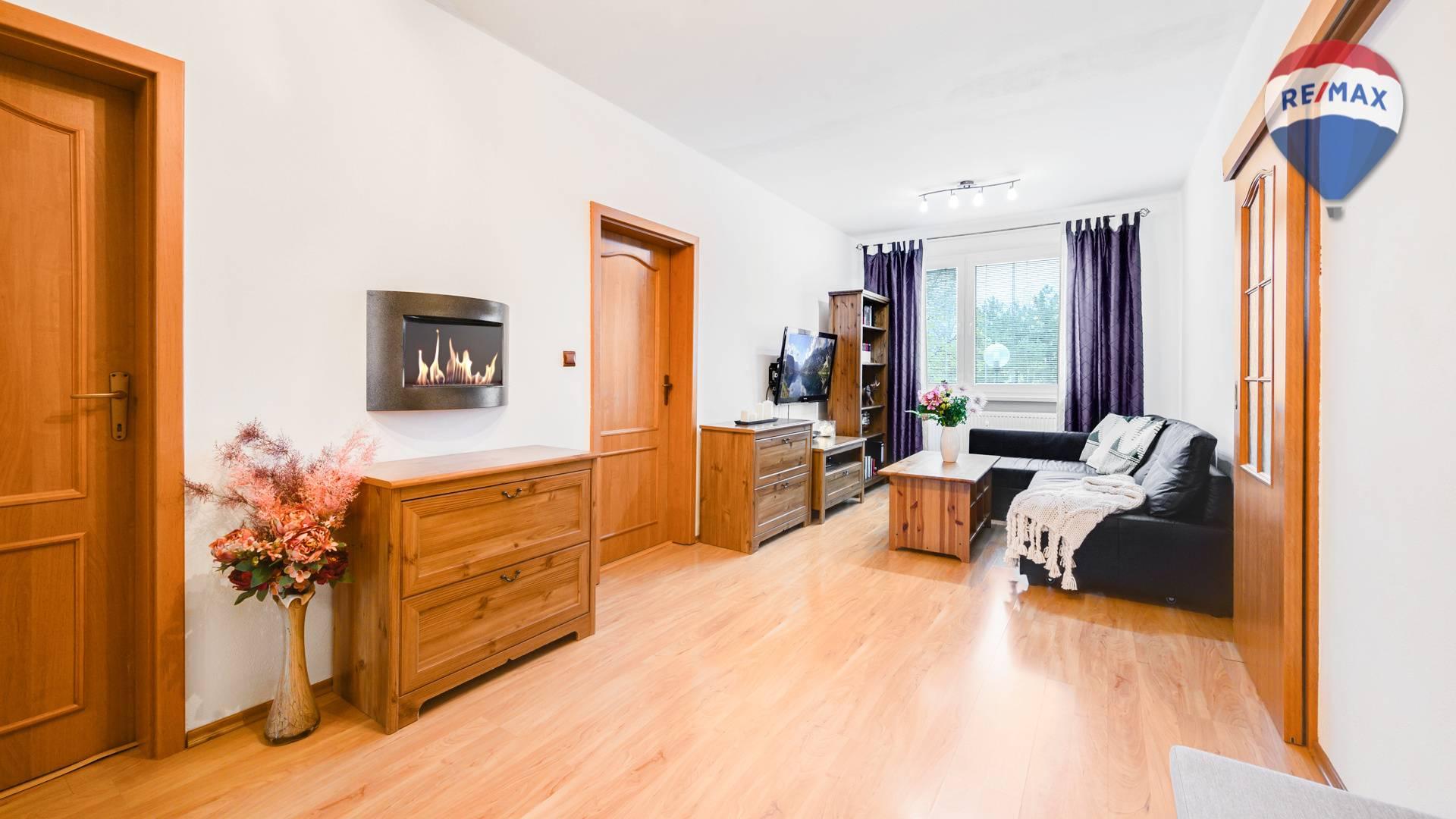 Príjemný 3 izbový byt v Petržalke