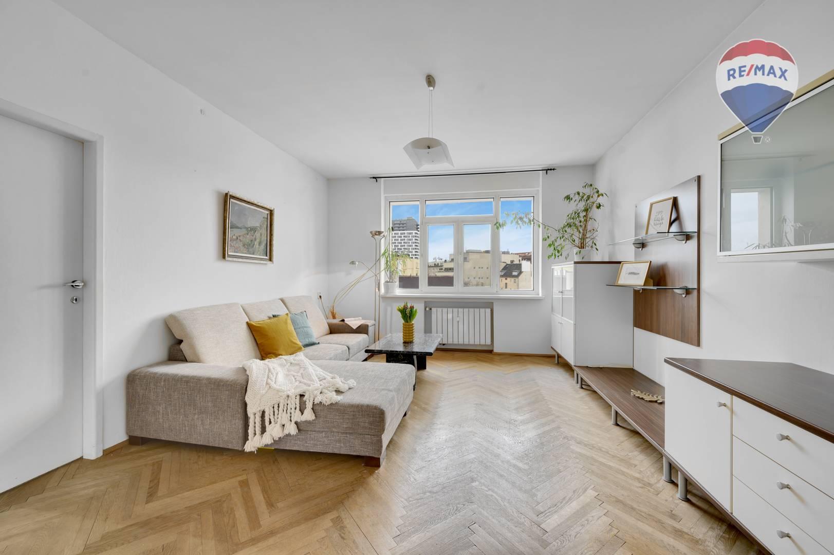Staromestský 3 izbový byt na prenájom