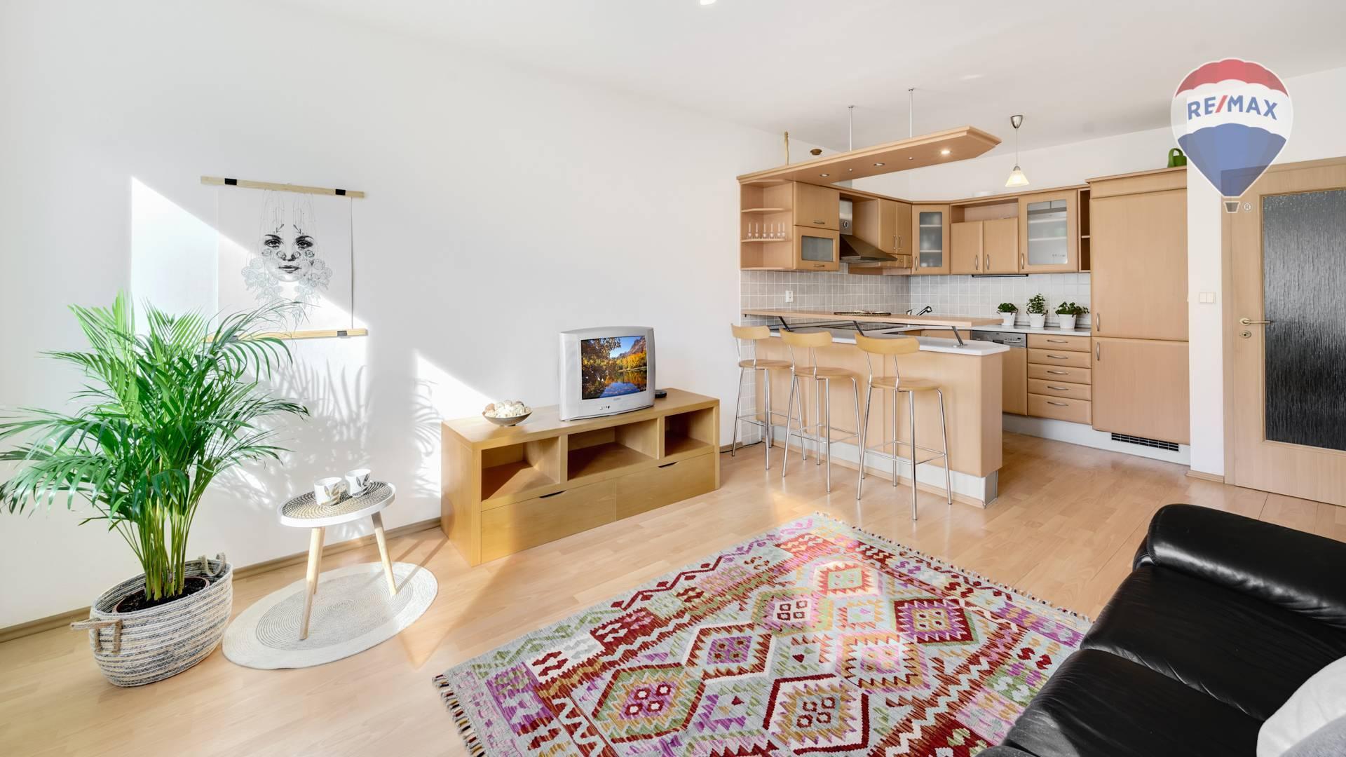 Predaj bytu (2 izbový) 58 m2, Bratislava - Ružinov -