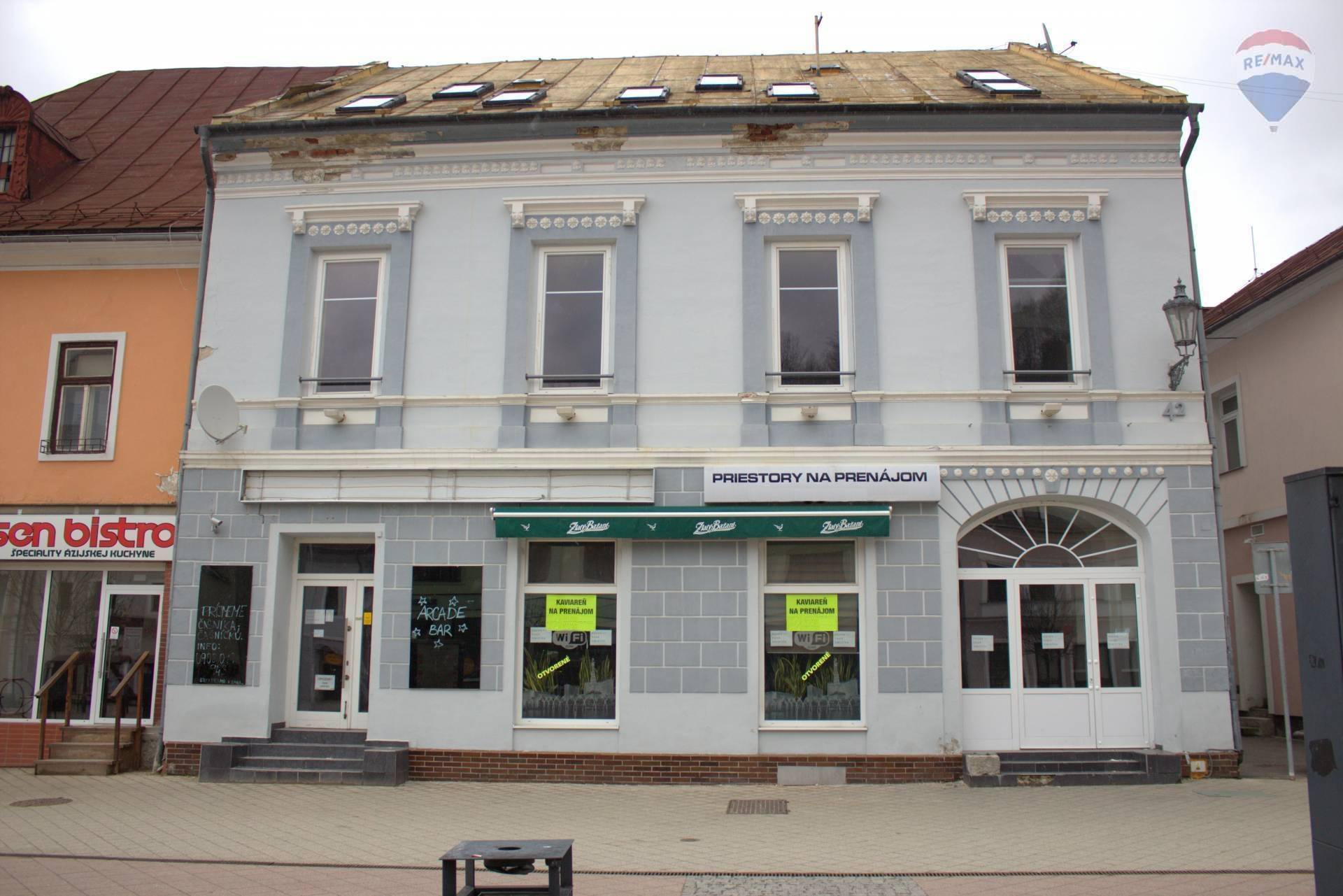 Predaj komerčného objektu 910 m2, Dolný Kubín