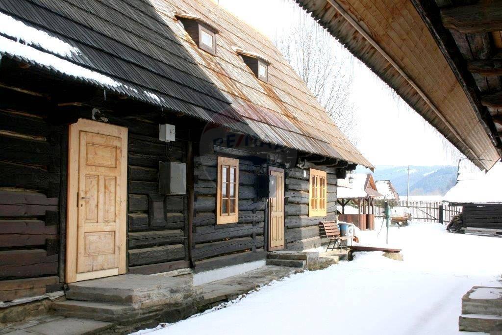 Predaj chaty 137 m2, Podbiel -