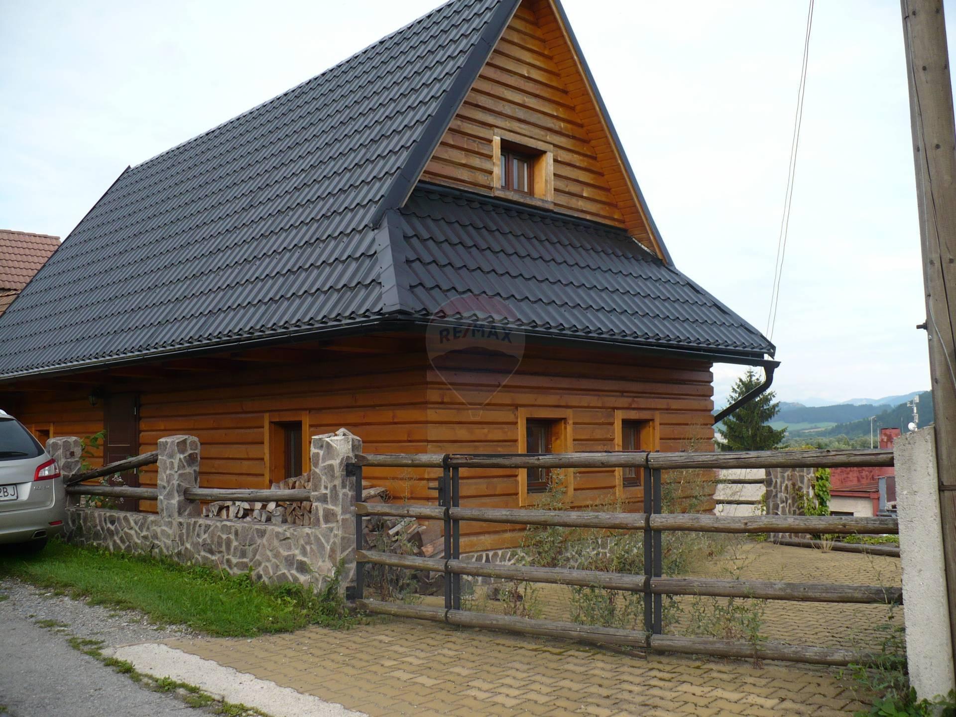 Predaj chaty170 m2 Párnica