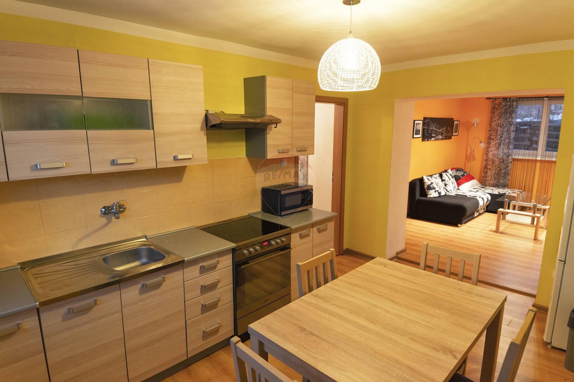 Predaj bytu (2 izbový) 55 m2, Bernolákova – Dolný Kubín