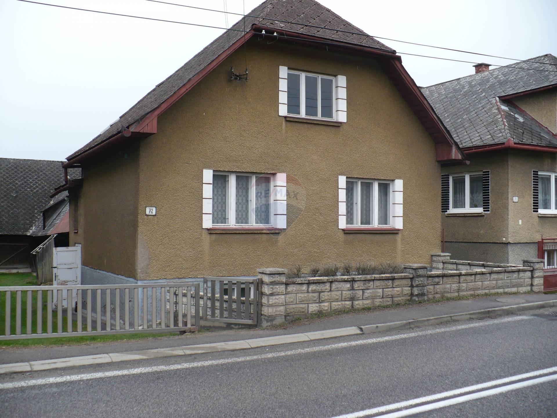 Predaj domu,992 m2 Sedliacka Dubová