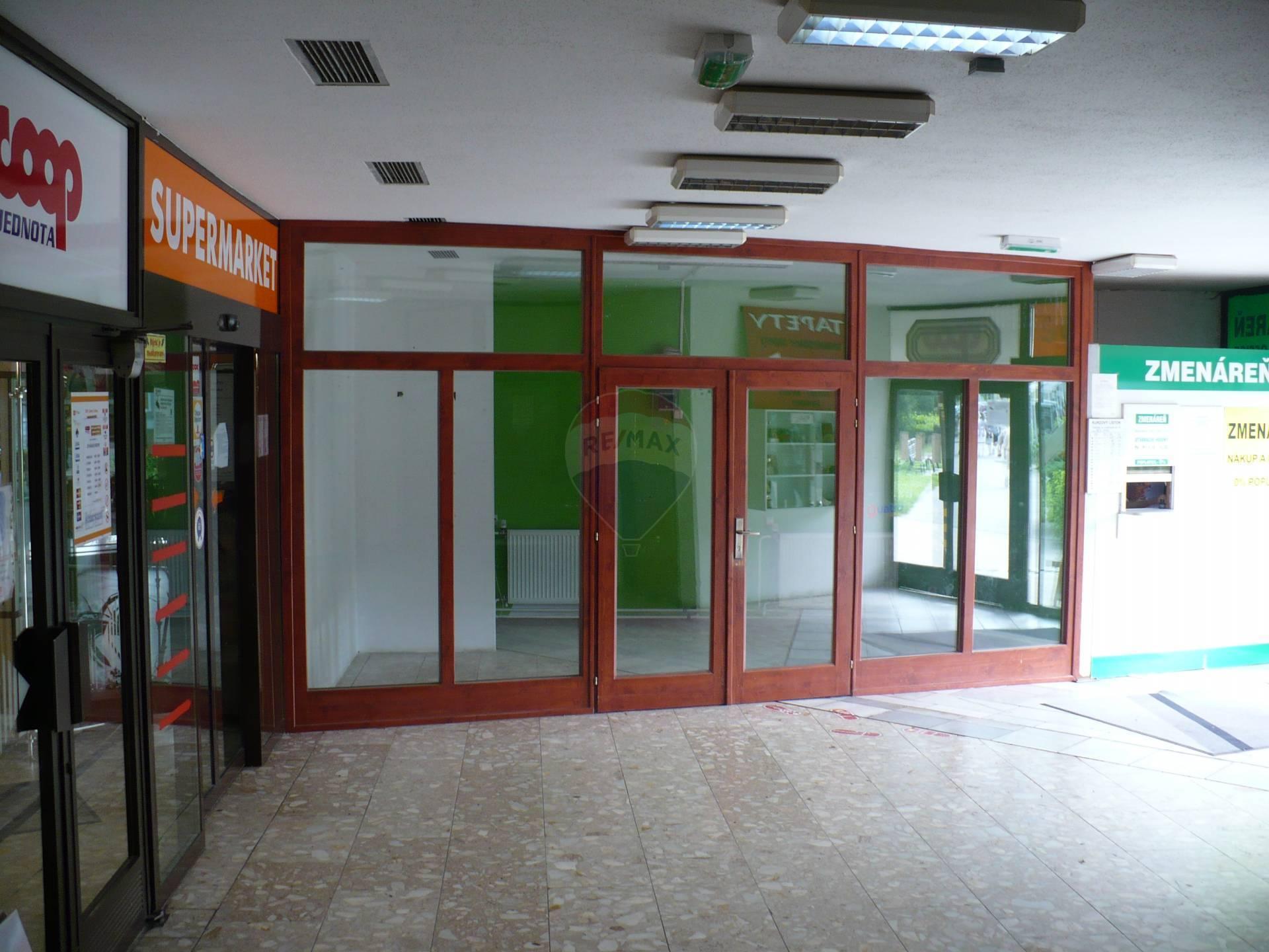 Prenájom komerčného priestoru 14 m2, Dolný Kubín