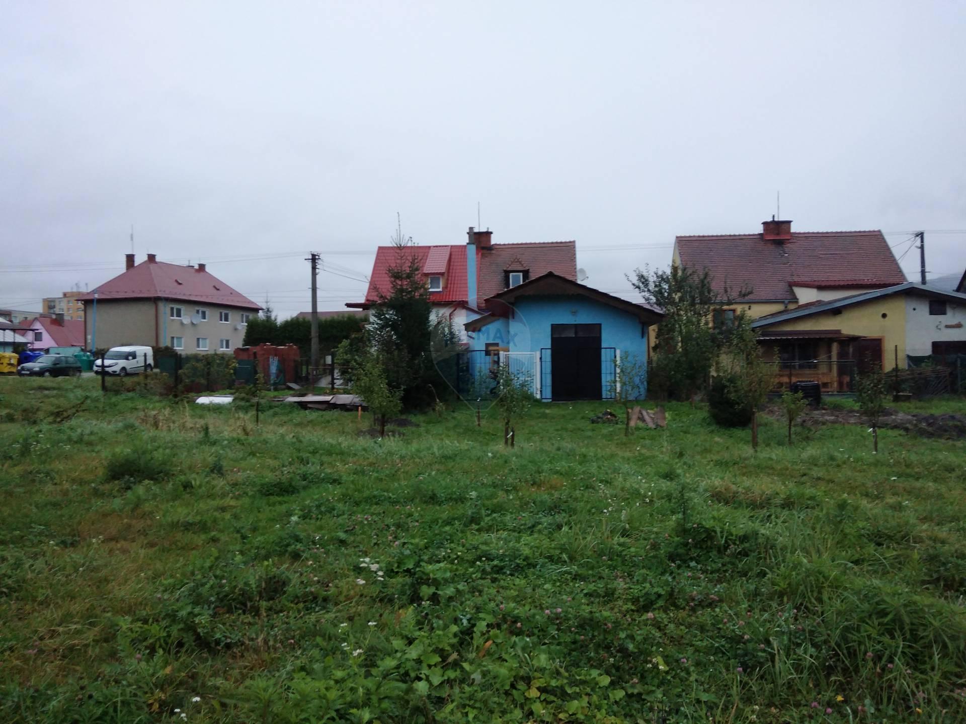 Predaj pozemku Martin, Turany (pozemok 20x30m)