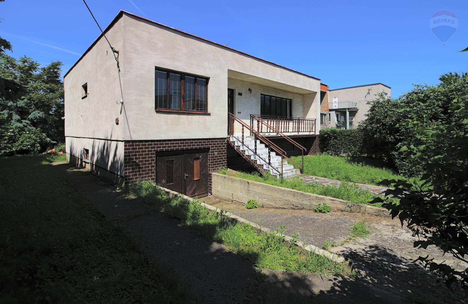 Predaj domu 210 m2, Veľký Cetín - NA PREDAJ RODINNÝ DOM, VEĽKÝ CETÍN