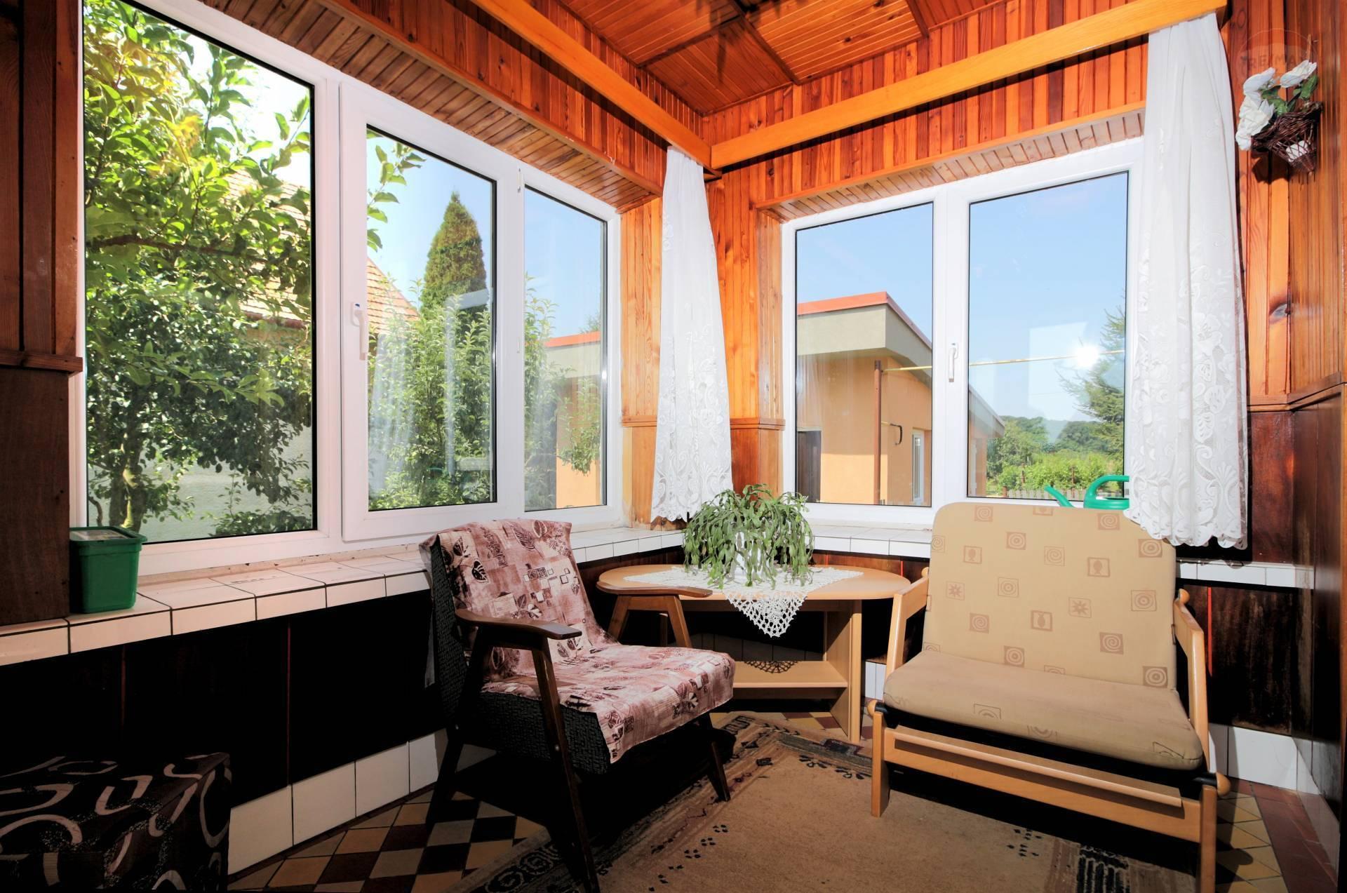 Predaj domu 100 m2, Cabaj-Čápor - NA PREDAJ RODINNÝ DOM, CABAJ-ČÁPOR ČASŤ PEREŠ