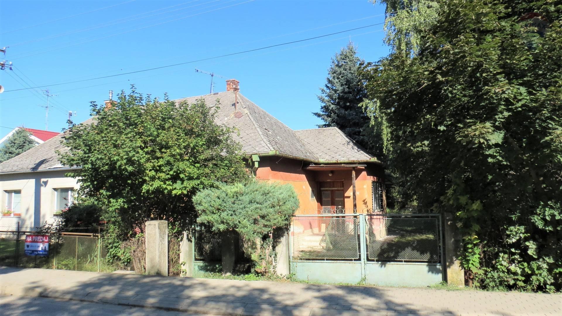 Predaj domu 100 m2, Báb - DOM NA PREDAJ NITRA BÁB
