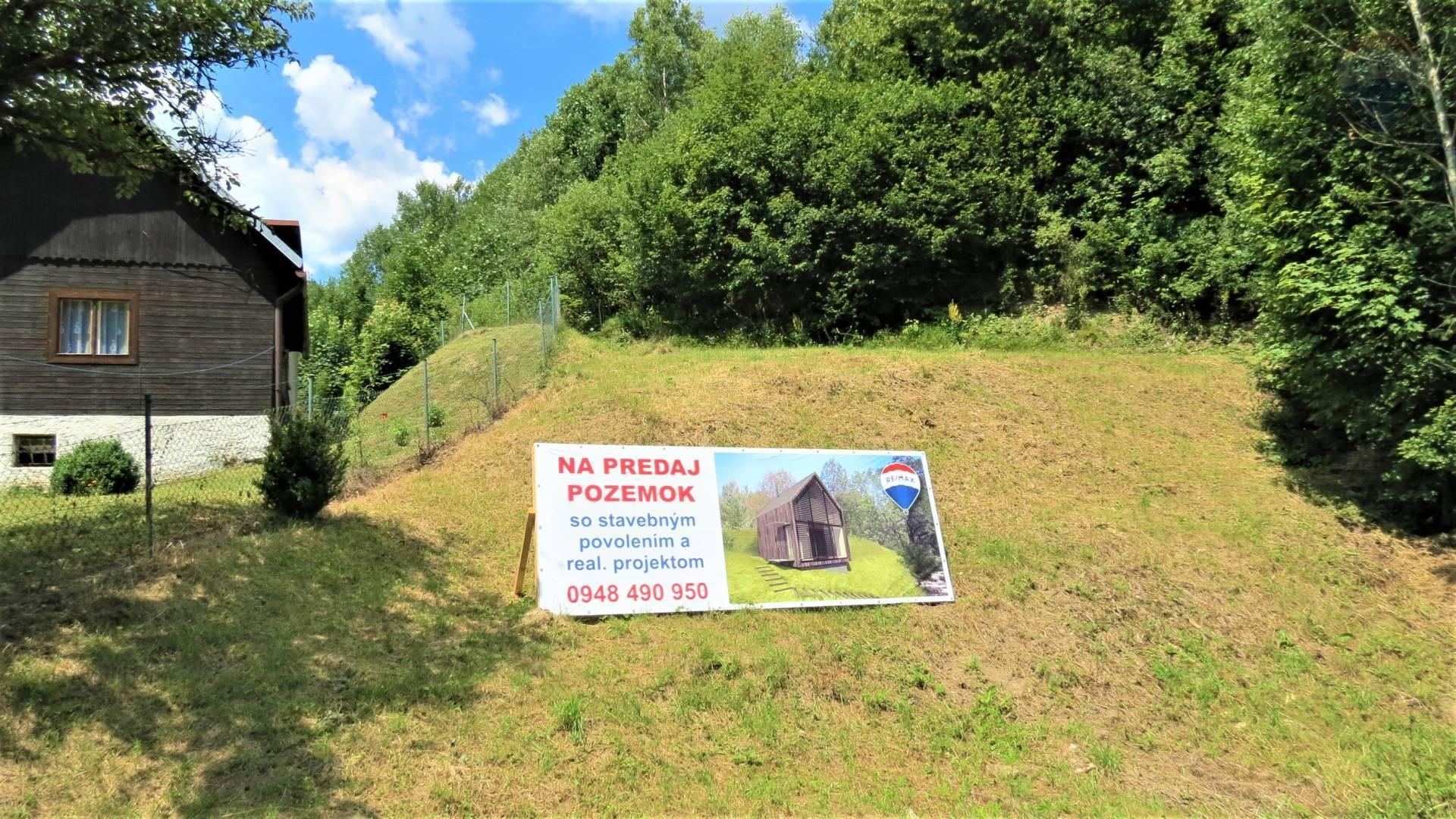Predaj pozemku 564 m2, Bystrá - pozemok chata bystrá tále mýto