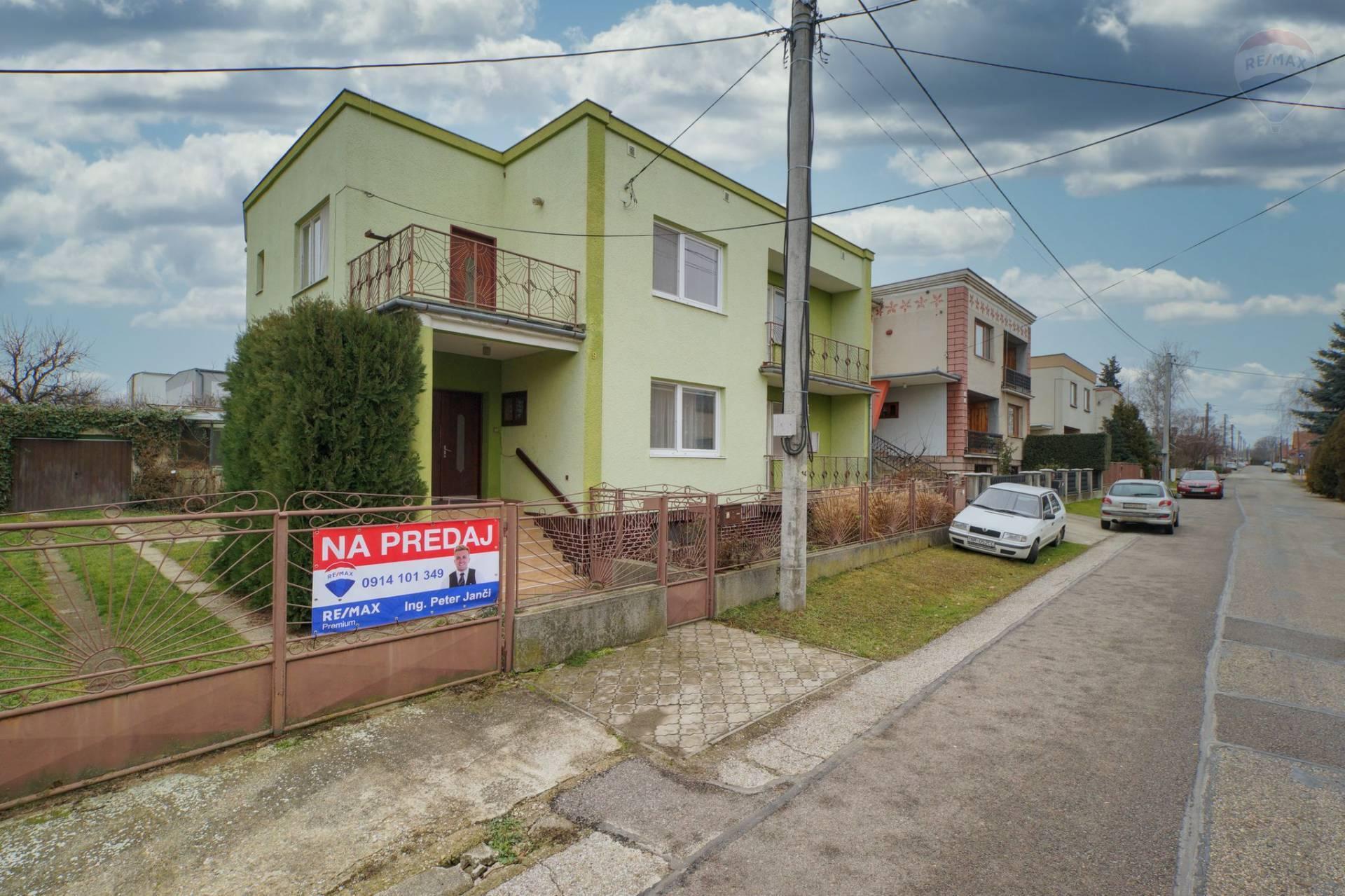 PRIESTRANNÝ RODINNÝ DOM, Nitra - Lužianky