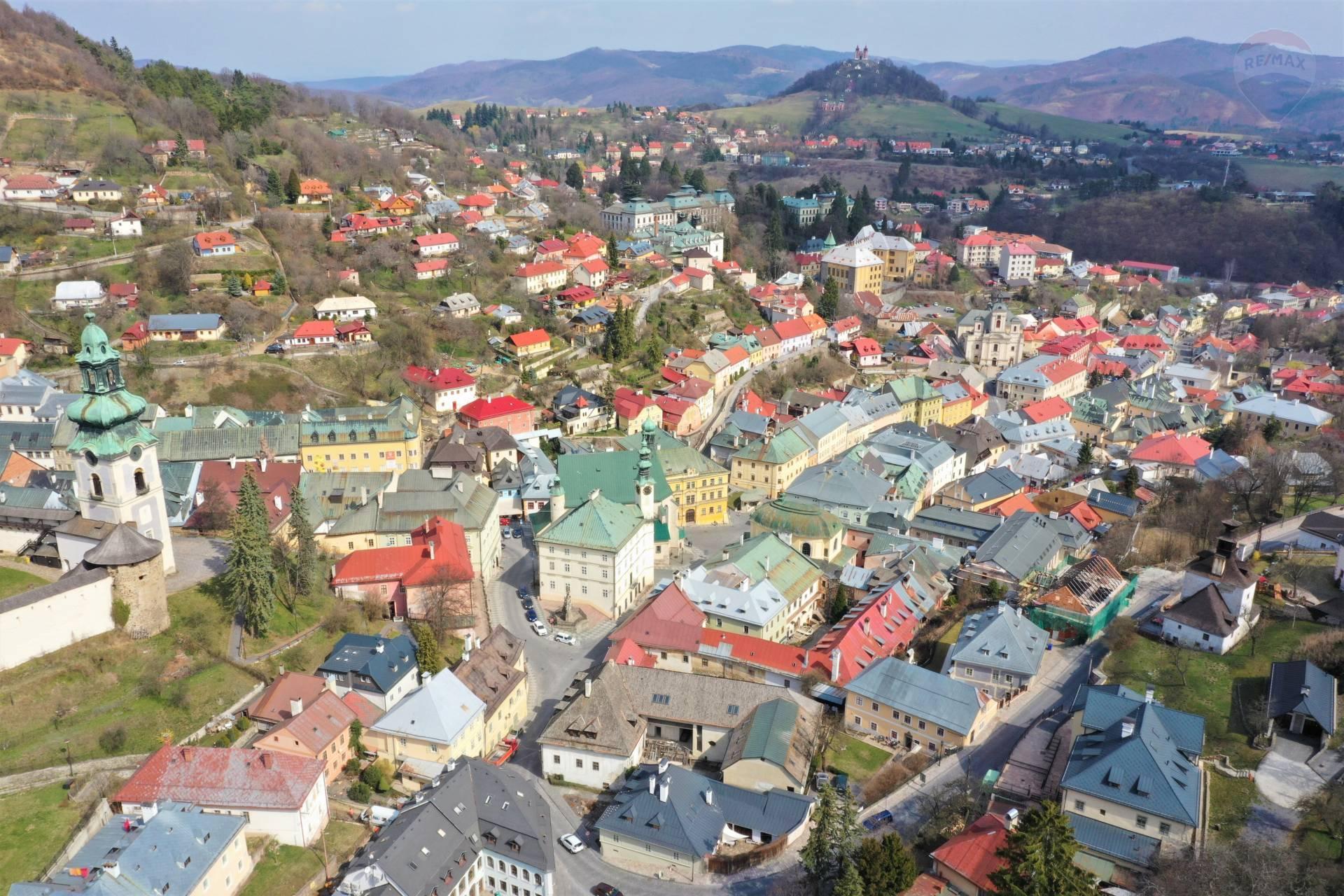 Predaj hotelu 2104 m2, Banská Štiavnica - Hotel Metropol