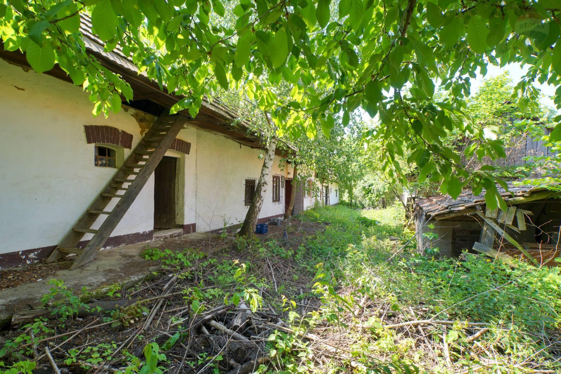 Predaj vidiecky dom Podhorany