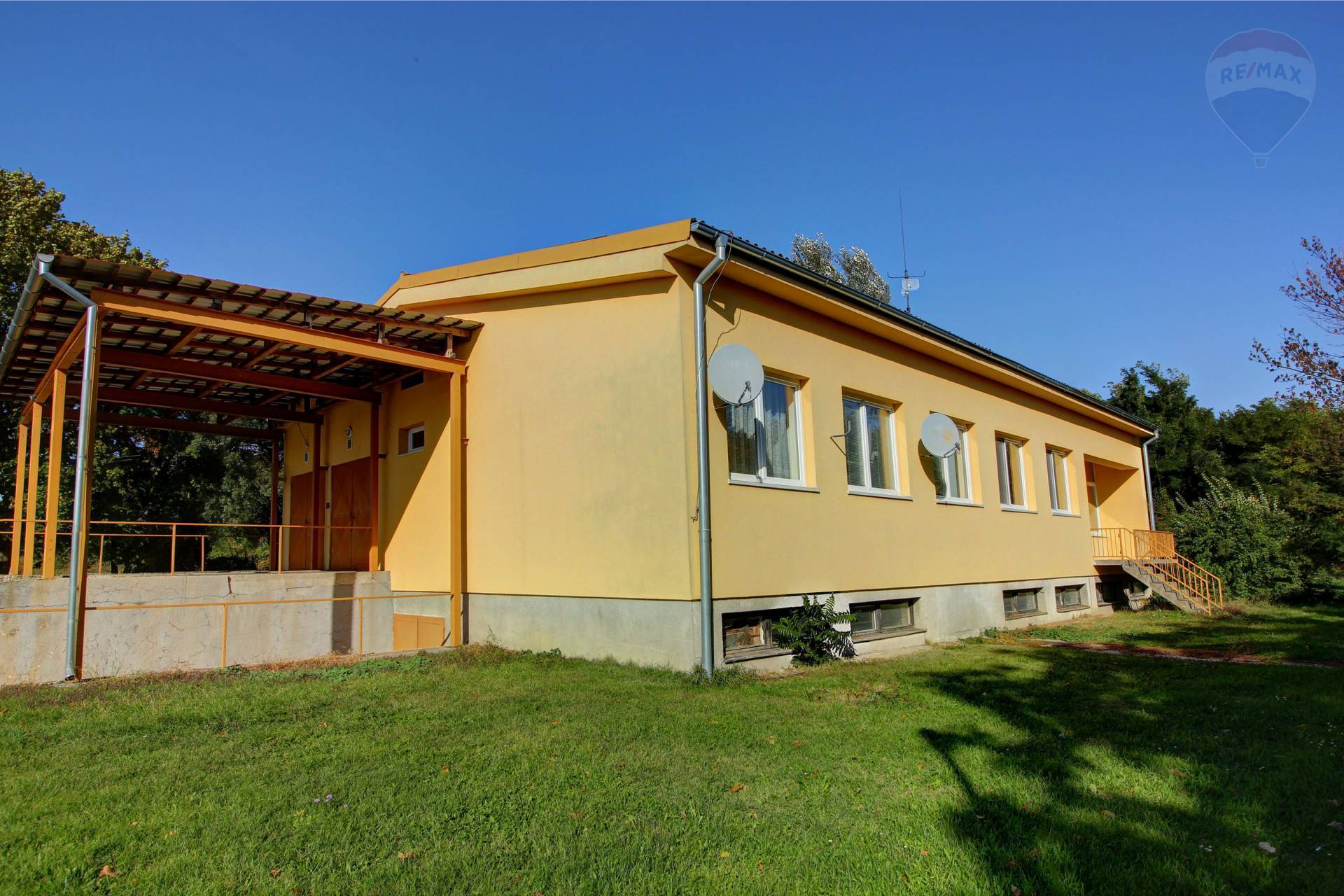 Na predaj ubytovňa v rekreačnom stredisku Madarász na 3445 m²