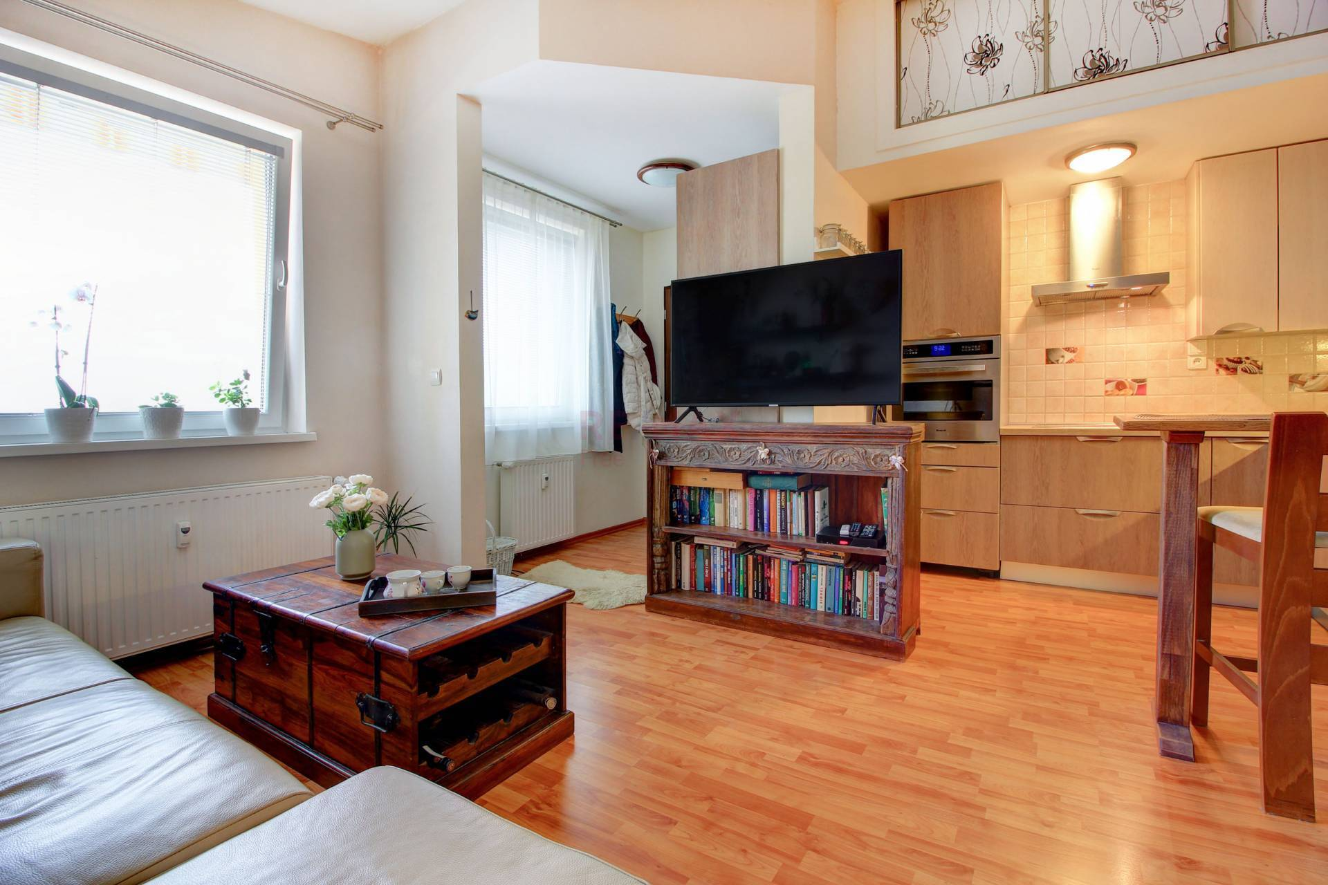 Predaj bytu (1 izbový) 39 m2, Dunajská Lužná - Na predaj: 1 izbový byt s parkovaním 39m2 v Dunajskej Lužnej