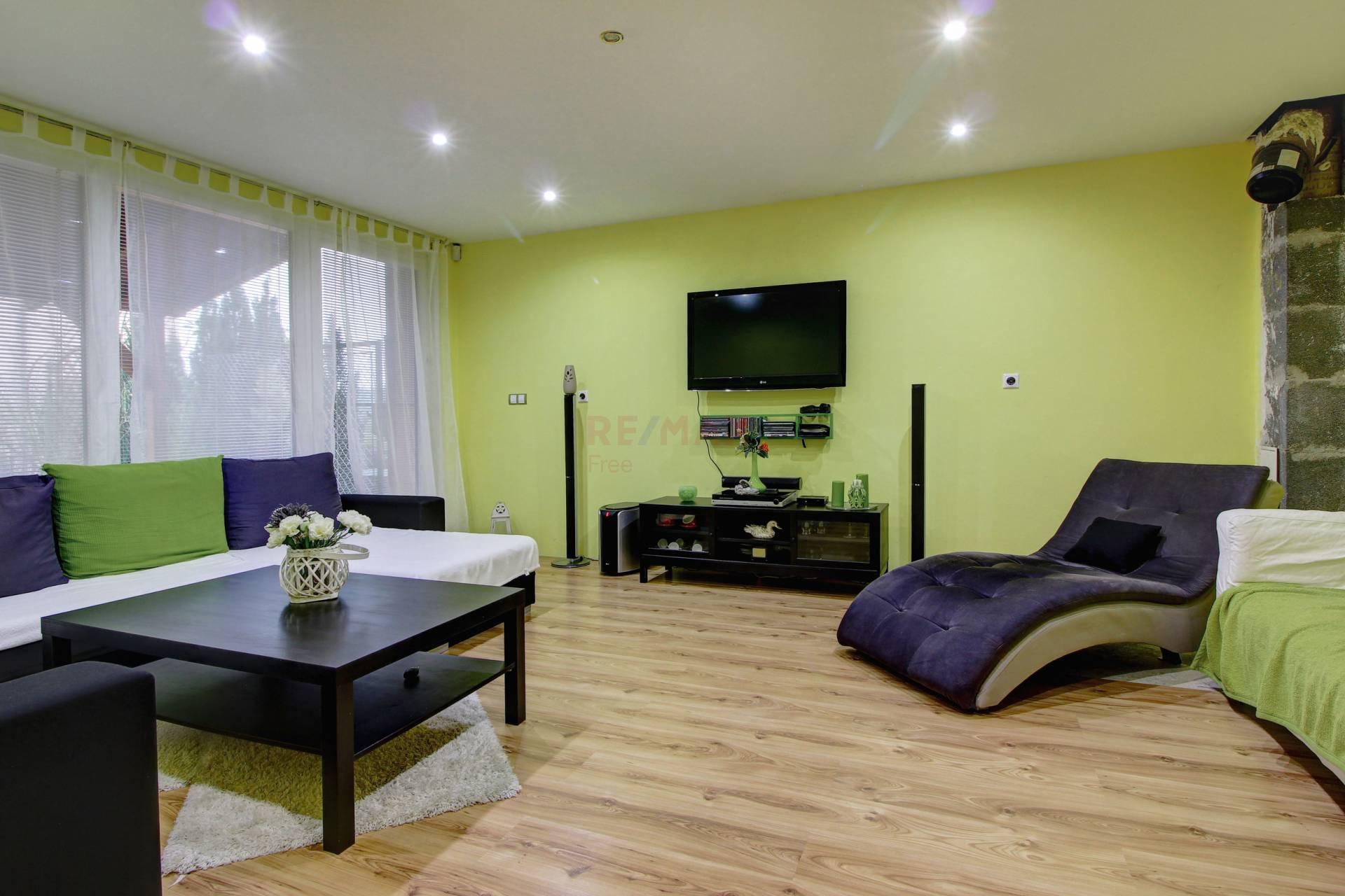 Na predaj 4 izbový rodinný dom v Dunajskej Lužnej
