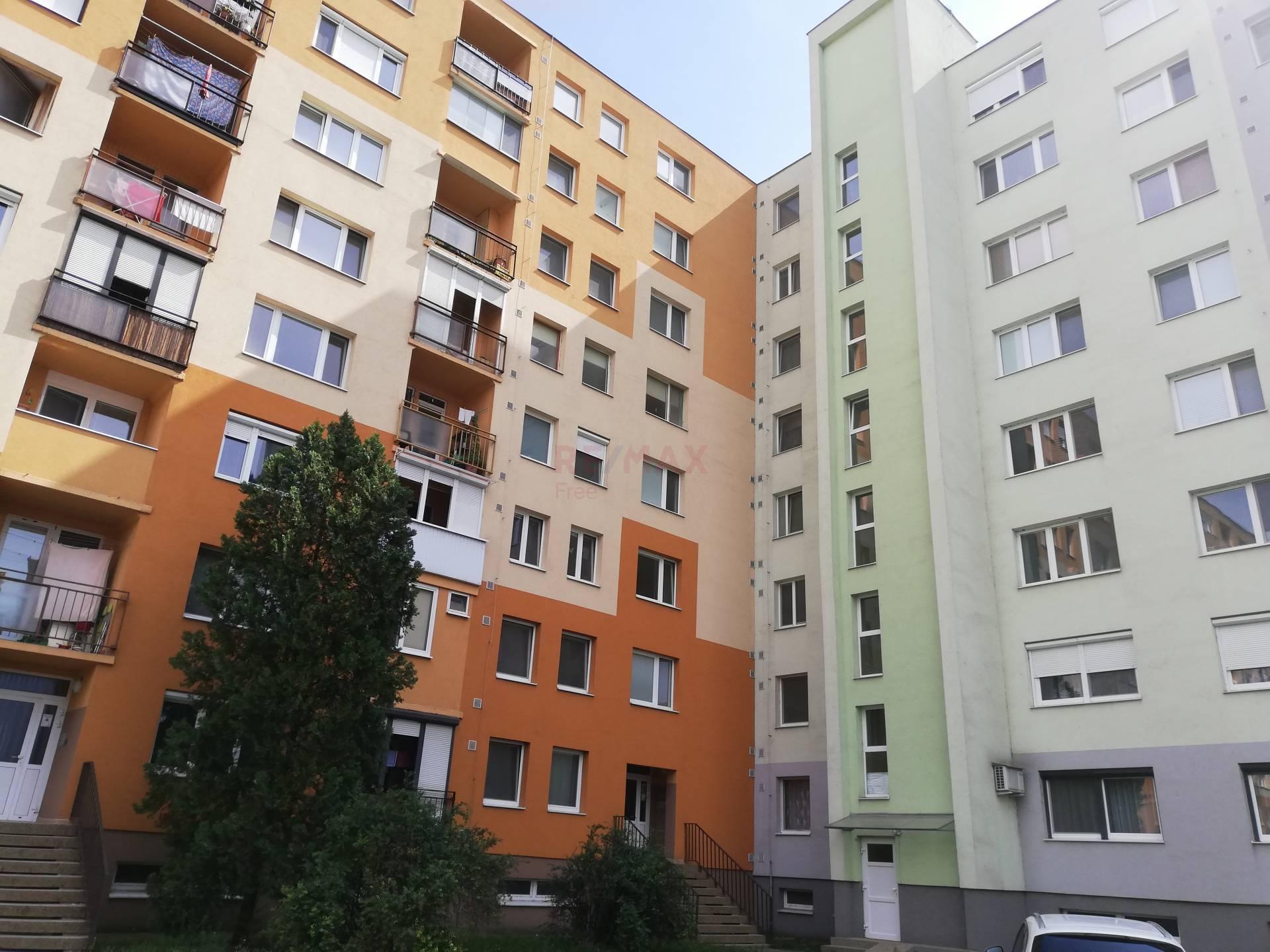 Na prenájom 1 izbový byt v meste Dunajská Streda