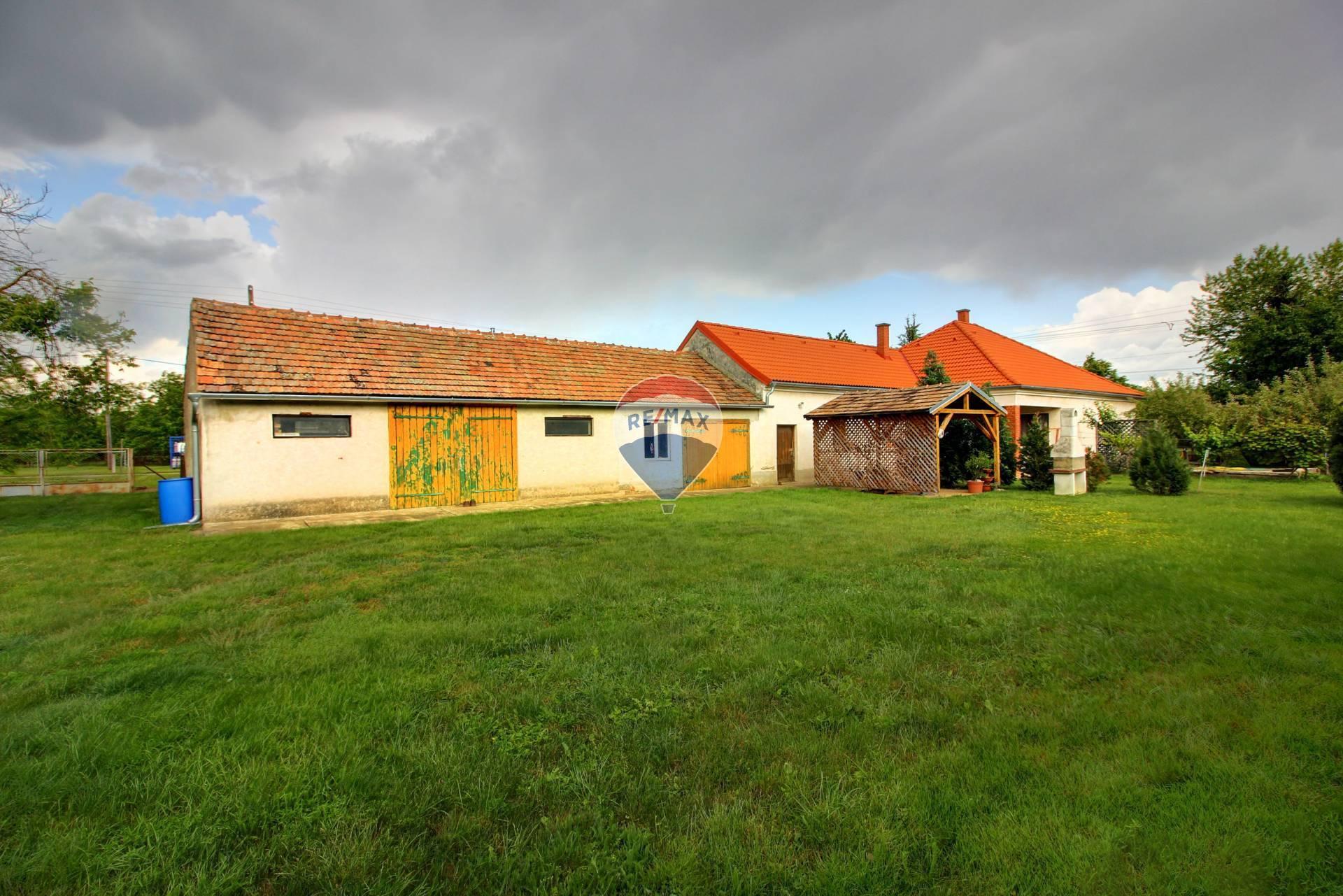 Na predaj 3-izbový rodinný dom v Maďarsku pri rakúskych hraniciach
