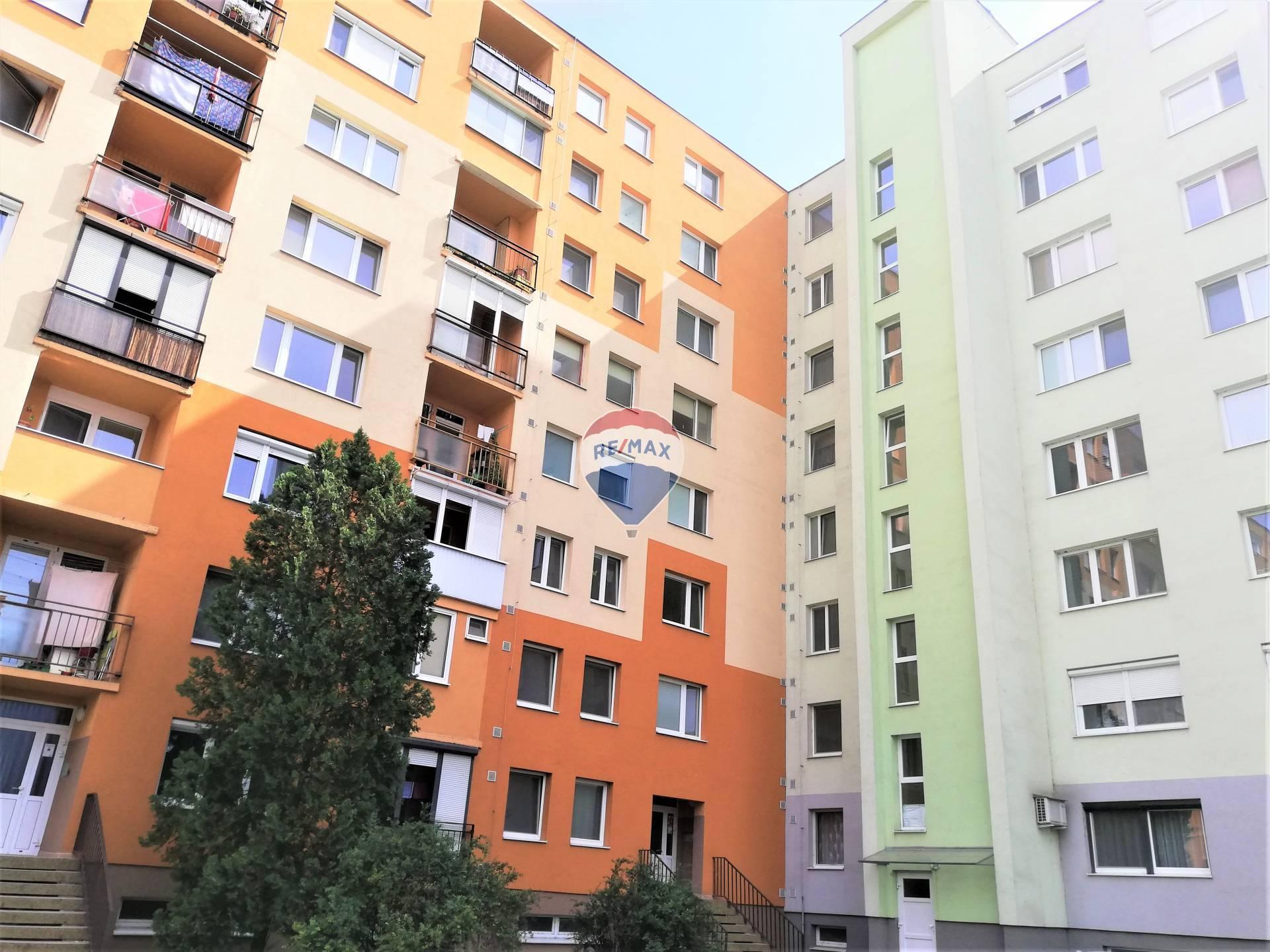 Na predaj 1 izbový byt v meste Dunajská Streda