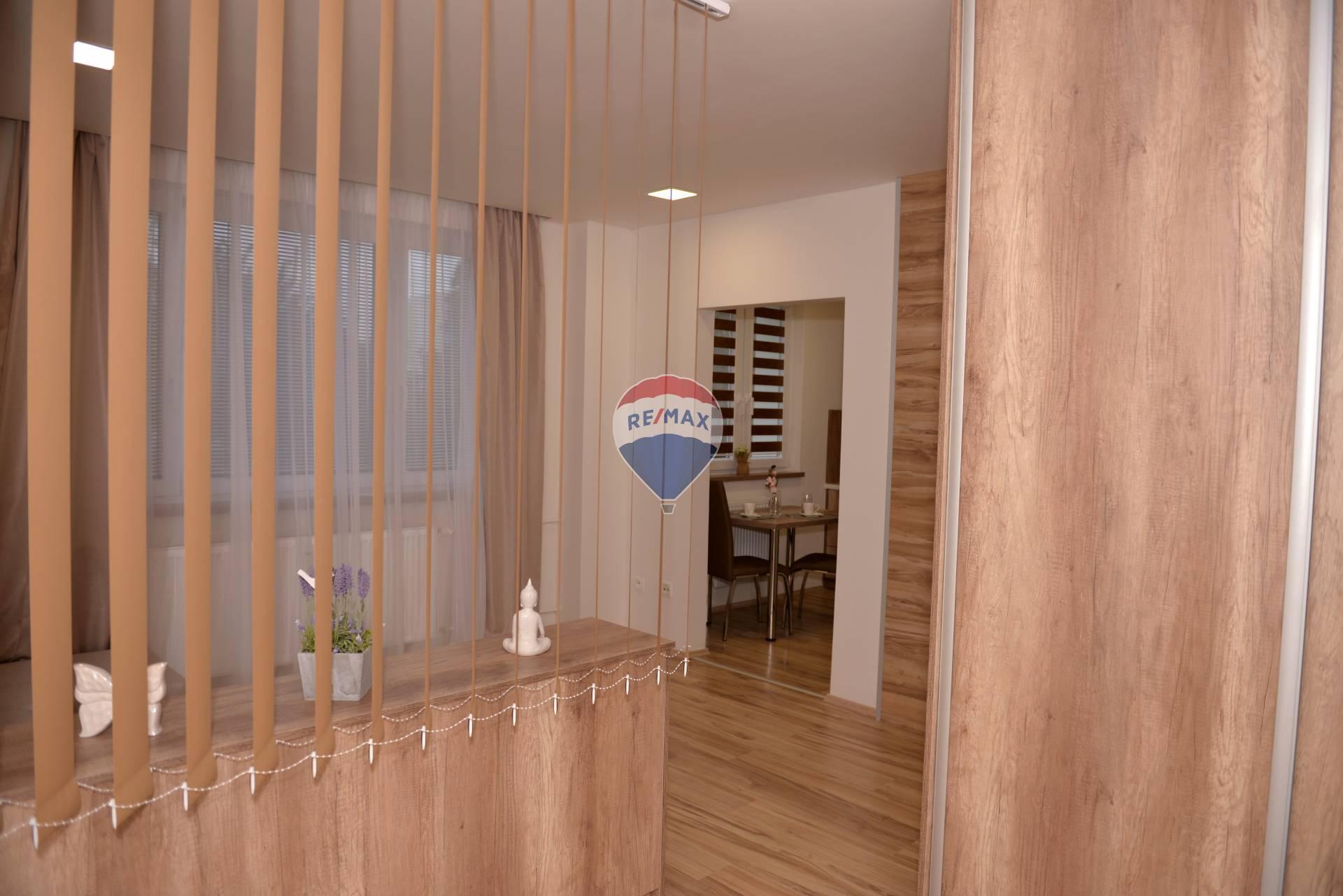 1 izbový byt na prenájom v Komárne