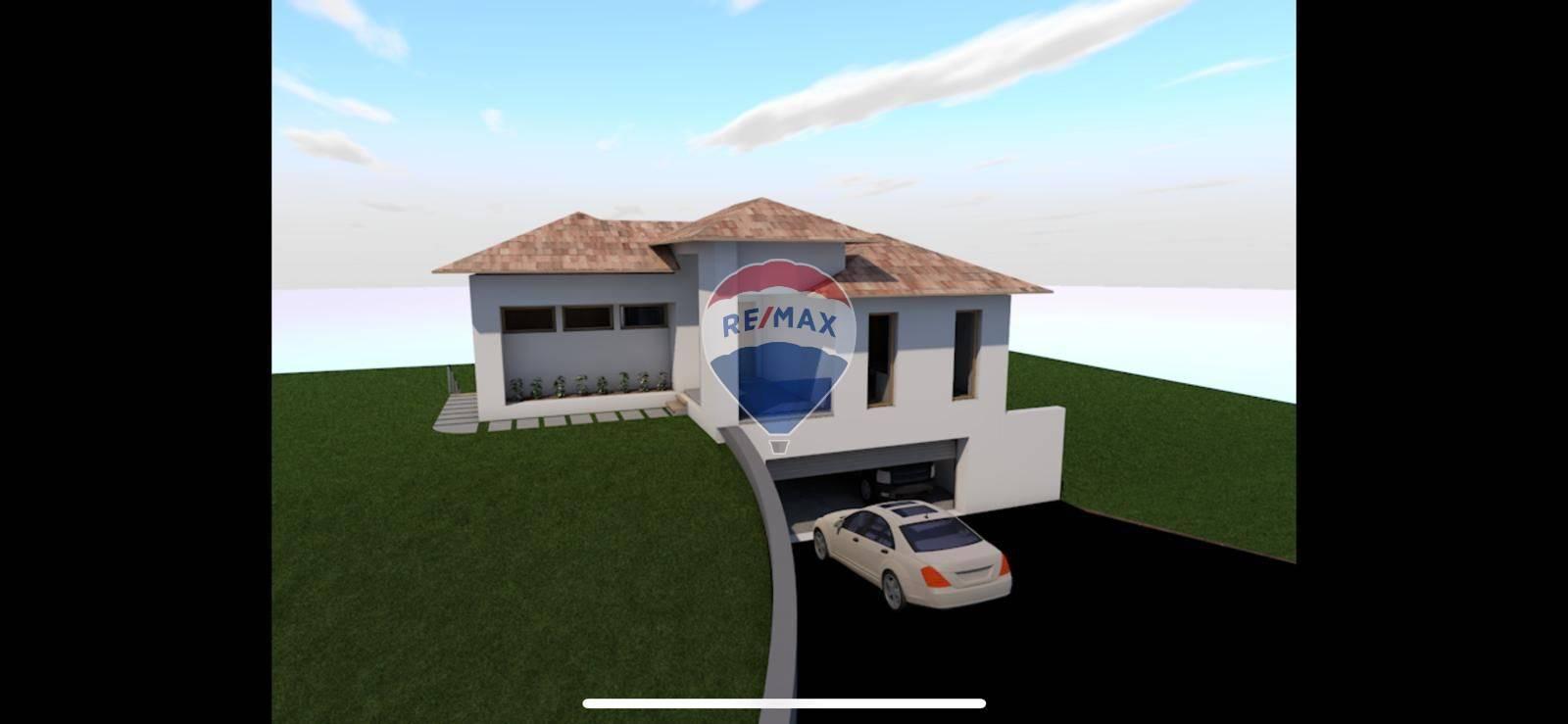 Na predaj: 5izbový rodinný dom, hrubá stavba - 230 m², pozemok 892 m² - Horný Bar - Šuľany