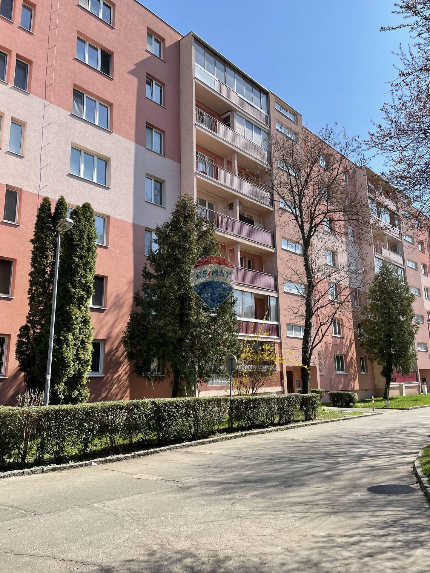 3 izbový byt s veľkou loggiou, Meteorová ulica, Ružinov