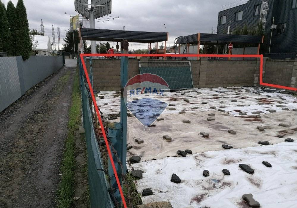 Prenájom: Pozemok 160m2, Ulica Svornosti, Bratislava