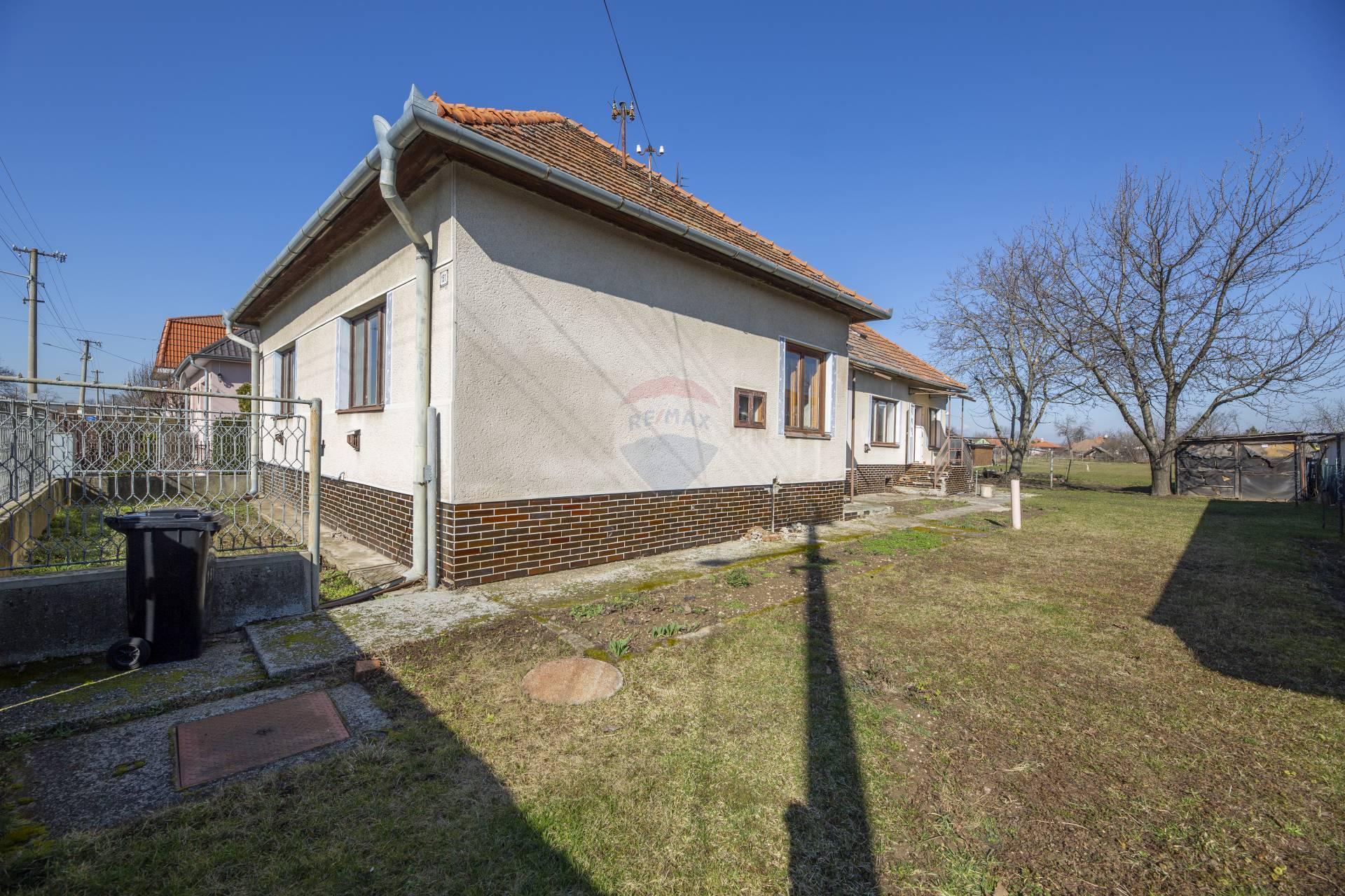 Predaj rodinného domu v Lúčnici nad Žitavou