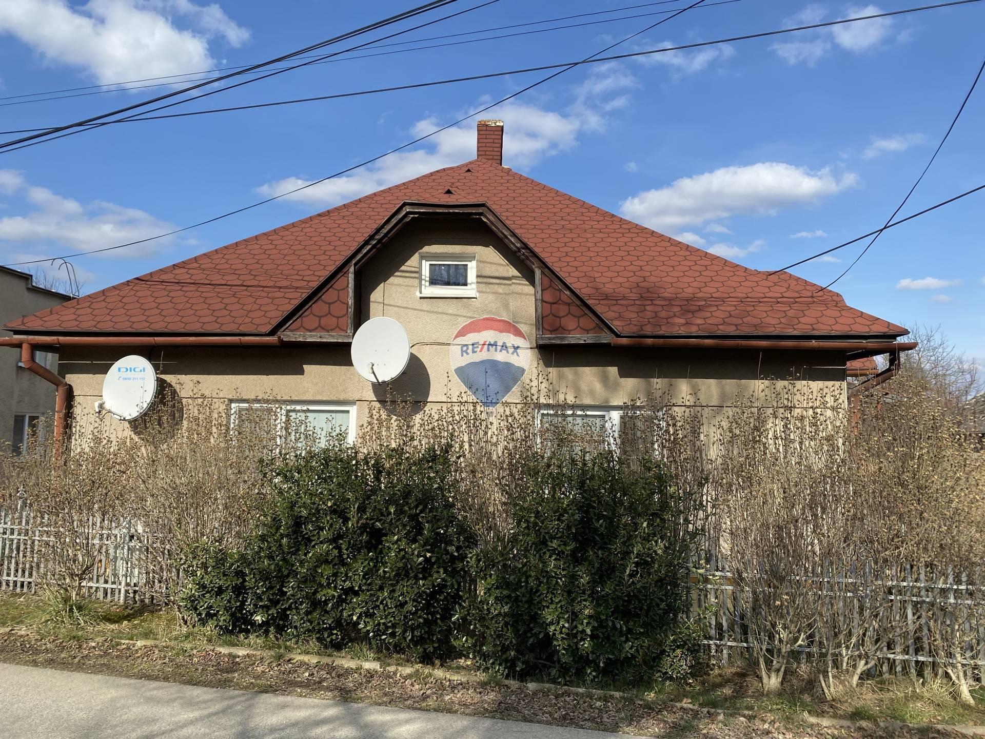 Na predaj rodinný dom vo Vyšnom Lánci